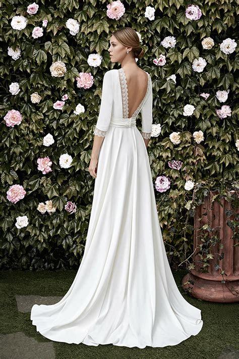 Christinas Simple Elegance by Cristina Tamborero 2016 Quot Quot Wedding Dresses
