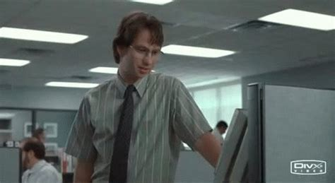 Office Space Paper Jam Bartonfinks Gif Find On Giphy