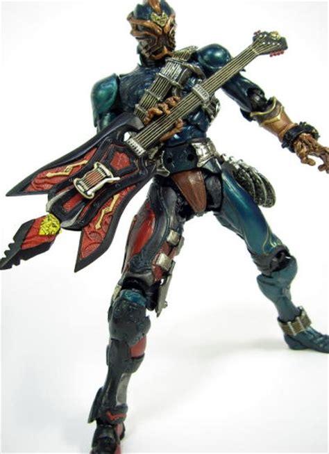 Sic Masked Rider Hibiki s i c 仮面ライダー威吹鬼 仮面ライダー斬鬼 玩具レビュー
