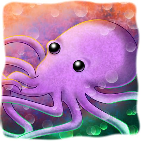 Colorful Octopus Wallpaper | colorful octopus by ipl0x on deviantart