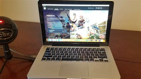 fortnite on laptop how to play fortnite on macbook 2018