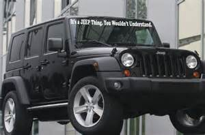 its a jeep thing you wouldn t understand selection