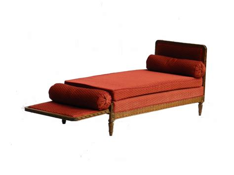 drop end sofa bed french daybed sofa drop end upholstered chaise longue