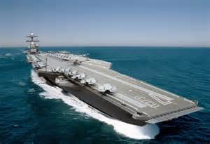 ford class aircraft carrier business insider