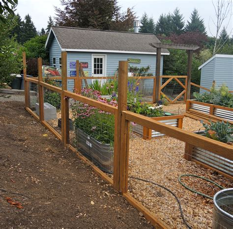 Vegetable Garden Fence Ideas 10 Garden Fence Ideas That Truly Creative Inspiring And