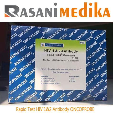 Hiv Tes Berkualitas rapid test dengue ns1 igg igm combo test diagnostic rasani medika