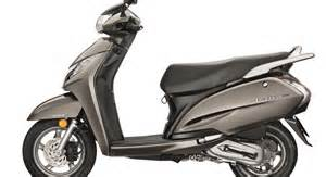 Honda Activa Scooty 125cc Honda To Leverage Global 125cc Engine For New Activa