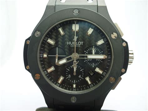 Jam Hublot Big Black Best Clone big evolution spot on replica watches and reviews