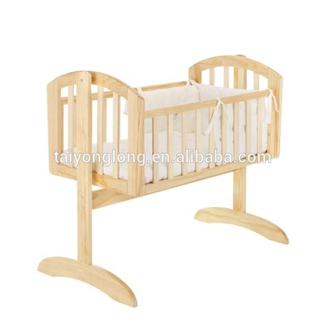 non automatic baby bassinet crib for newborn baby bassinet