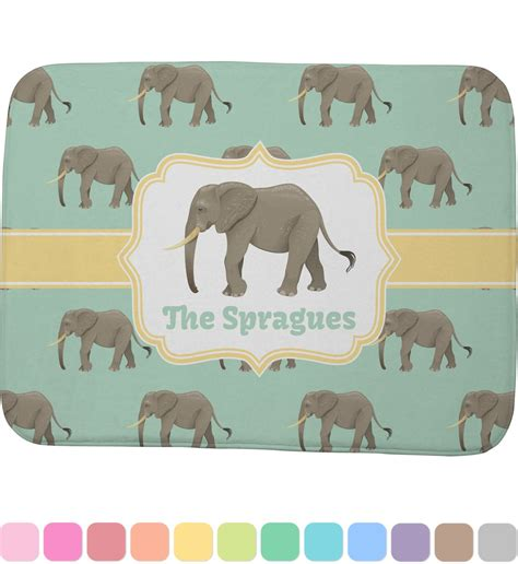 toilet seat elephant print elephant memory foam bath mat personalized potty
