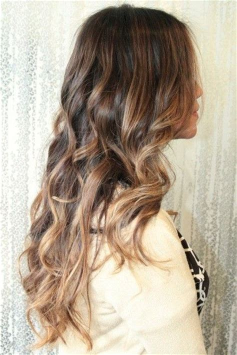 light brown ombre hair color ideas light brown ombre highlights hair loves pinterest
