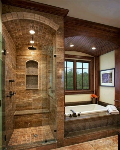 find bathroom master bathroom rustic pinterest
