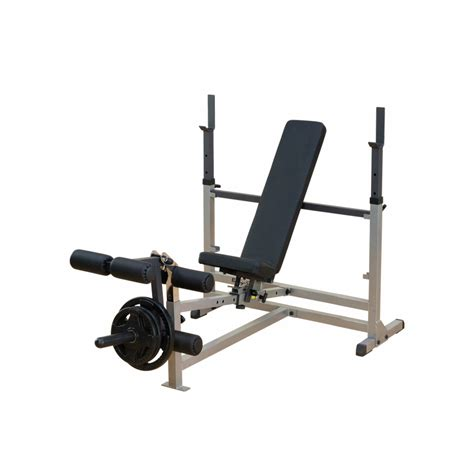body solid olympic weight bench body solid gdib46l olympic combo bench