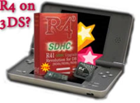 3ds hacked r4 3ds gba games + tv tuner