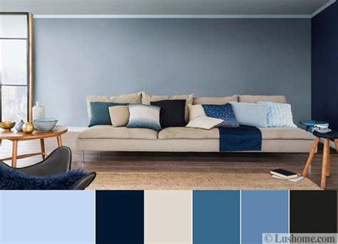 interior design color palette blue color schemes for interior design inspiring