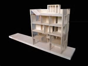 The Architect Design kavel 133 strook 1 maquette met dank aan ana architecten