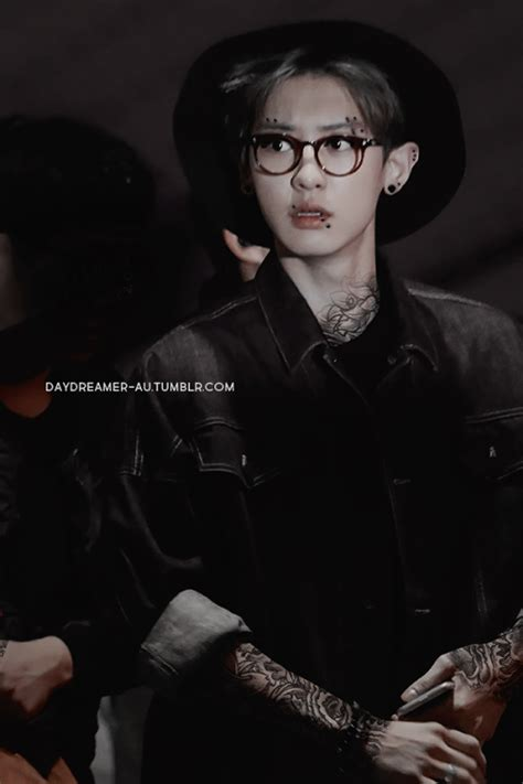 chanyeol tattoo edit chanyeol tattoos tumblr