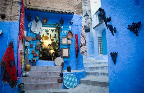 blue city morocco chefchaouen the blue city of morocco