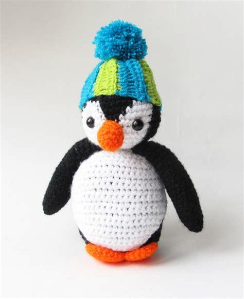 amigurumi pattern penguin amigurumi crochet oscar the penguin pattern pdf instant