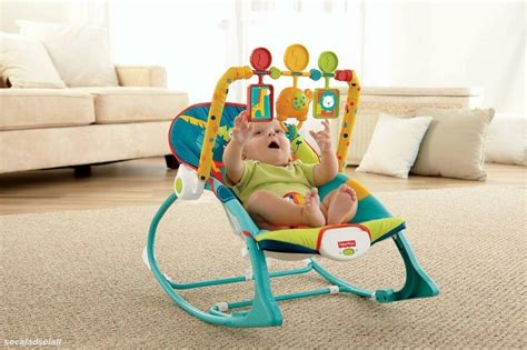 Fisher Price Vibrating Chair by 57