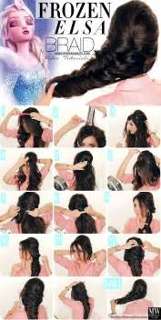 hair braiding styles step by step 10 charming braided hairstyles tutorials for summer