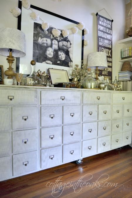 how to make a card catalog diy wood projects work it wednesday the blissful bee