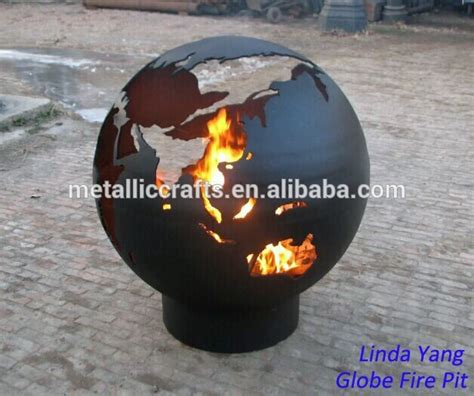 third rock world globe pit buy pit outdoor