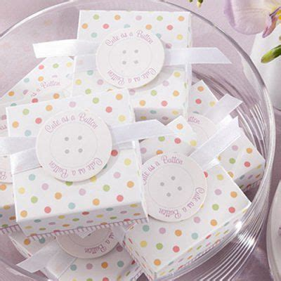 Kate Aspen Baby Shower Favors by As A Button Baby Shower Favors Baby Shower Ideas