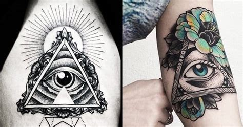 all seeing eye tattoo meaning the wonders of the all seeing eye tattoodo