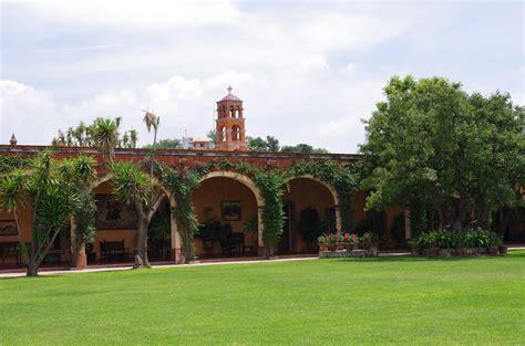 imagenes de jardines en haciendas las 10 haciendas mas bonitas para tu boda en quer 233 taro