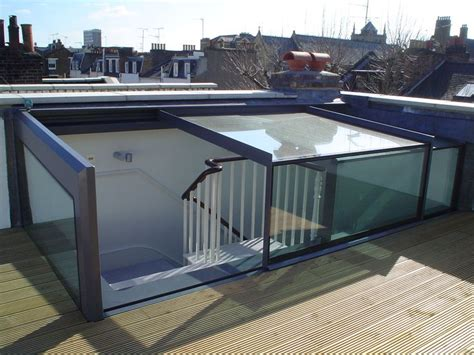 como hacer una claraboya 18 best images about roof top access hatch on