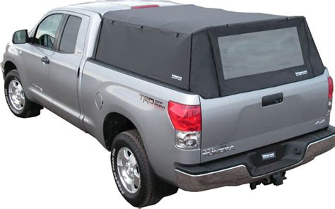 pick up truck bed covers softopper collapsible folding pickup truck bed cover