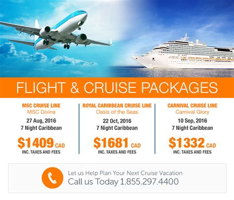 cruises packages all inclusive vacation packages and other last minute