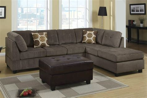 microfiber living room furniture 20 choices of black microfiber sectional sofas sofa ideas