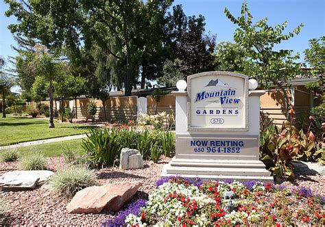 Mountain View Garden Center by Mountain View Town Center I Apartments Rentals Mountain View Ca Apartments