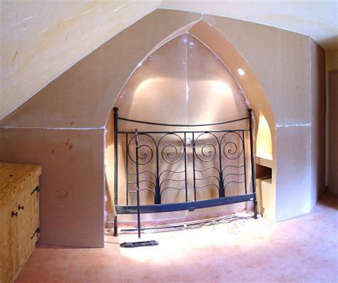 vorhang über bett hausbau erfahrungen 187 schlafzimmer ein fertighaus