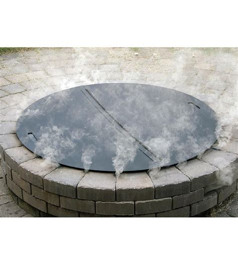 outdoor firepit cover wire mesh lids cover for firepits home heavy duty