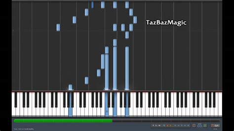naruto keyboard themes how to play naruto theme on piano ost youtube