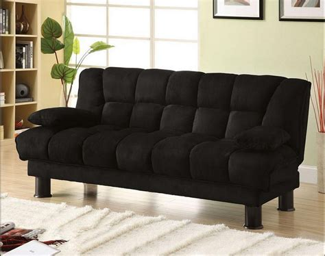 comfortable futon couch most comfortable futons homesfeed