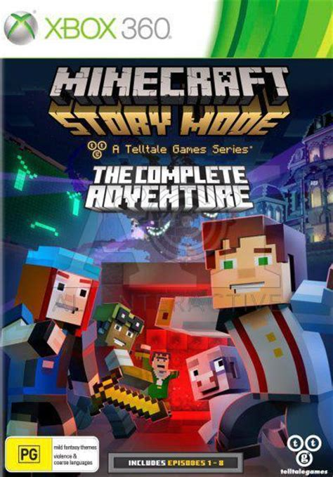 game mode adventure minecraft xbox minecraft story mode the complete adventure v 225 s 225 rl 225 s xbox