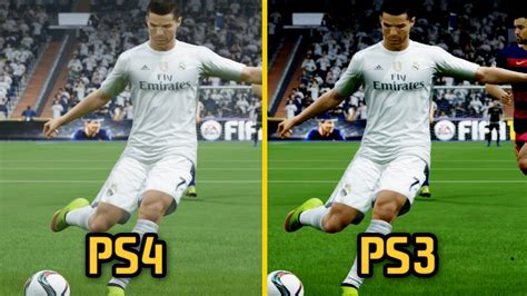 Kaos Ultimate Manchester United Graphic 01 fifa 16 ps3 vs ps4 graphics and gameplay comparison