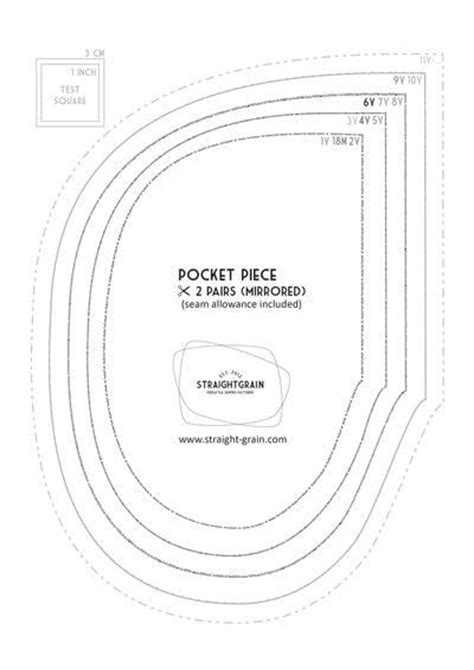 pocket template for sewing 25 best ideas about pocket pattern on sewing