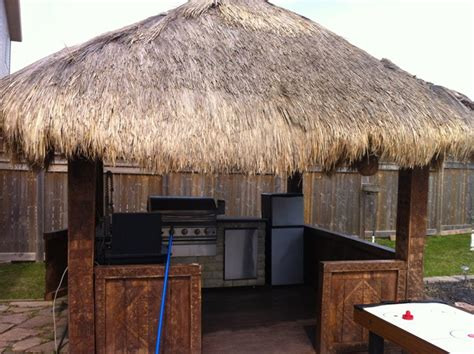 backyard tiki huts tiki hut party happy or hungry
