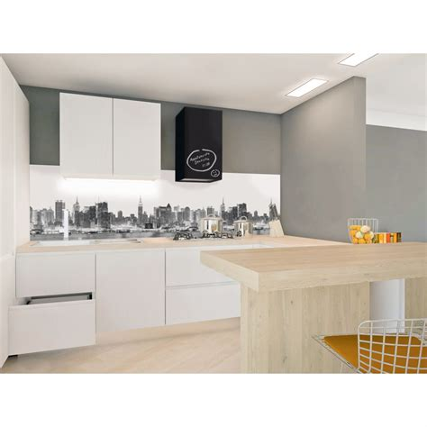 pannello cucina coolors pannello ny black white alto l305 coolors