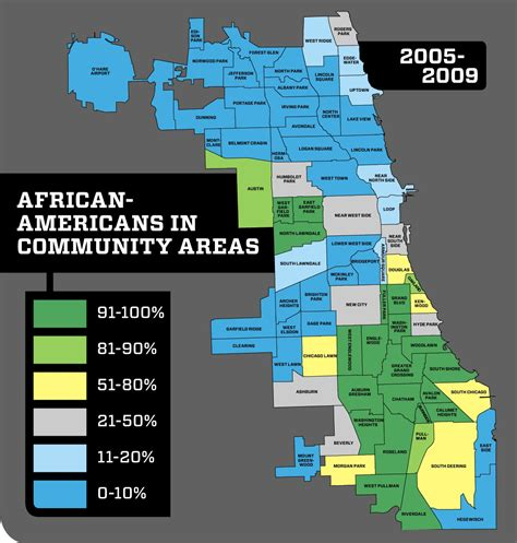 chicago bad neighborhoods map is the crime rate in chicago exaggerated 2015
