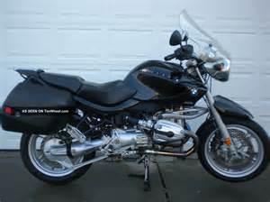 Bmw 1150r 2004 Bmw R1150r Abs
