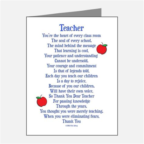 Thank You Letter To Teachers Appreciation Appreciation Thank You Cards Appreciation Note Cards Cafepress