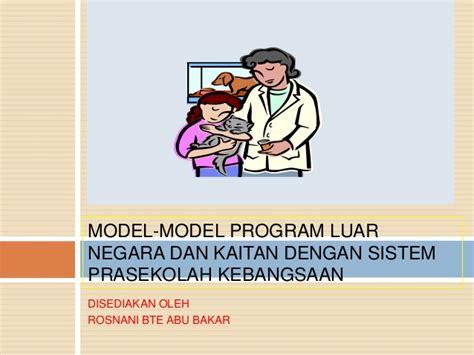 Model Dan Lu Downlight model model program luar negara dan kaitan dengan sistem