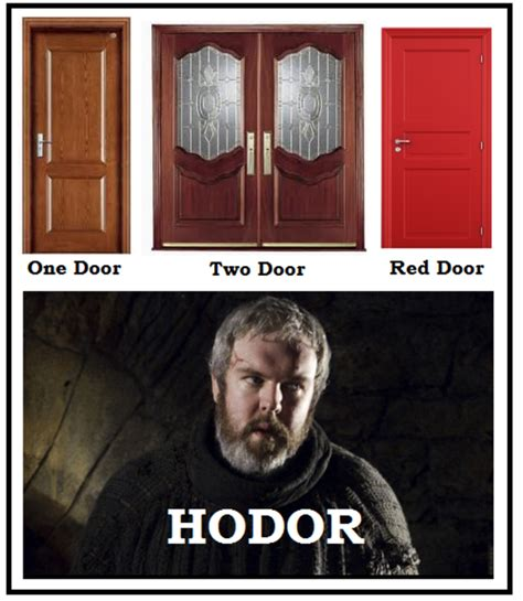 Hodor Meme - image 728594 hodor know your meme