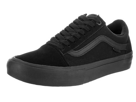 Sepatu Vans Oldschool Black vans noir skool alphachem fr